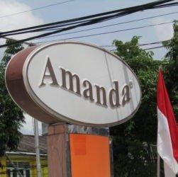 Amanda Brownies Balikpapan